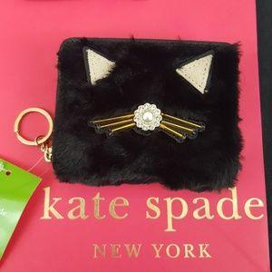 NWT Kate Spade Kitty Dani Wallet